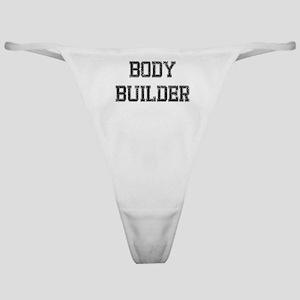 BODY BUILDER RETRO Classic Thong