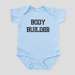 BODY BUILDER RETRO Body Suit