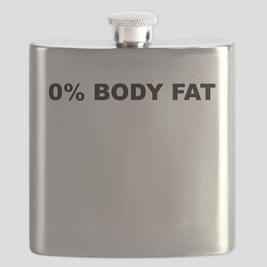 0PERCENT BODY FAT Flask