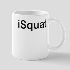 iSquat Mug