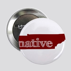 """Red Native 2.25"""" Button"""