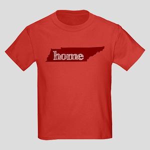 Red Kids Dark T-Shirt
