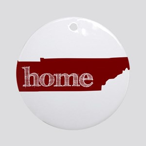 Red Ornament (Round)