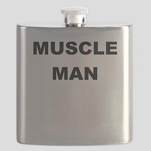 MUSCLE MAN Flask