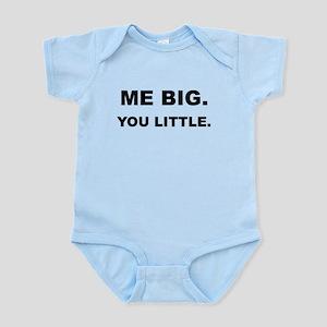 ME BIG YOU LITTLE Body Suit