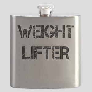 WEIGHT LIFTER Flask