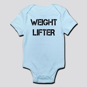 WEIGHT LIFTER Body Suit