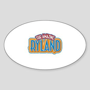 The Amazing Ryland Sticker