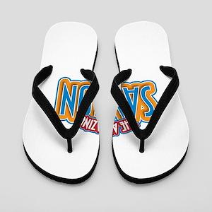 The Amazing Samson Flip Flops