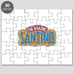 The Amazing Santino Puzzle