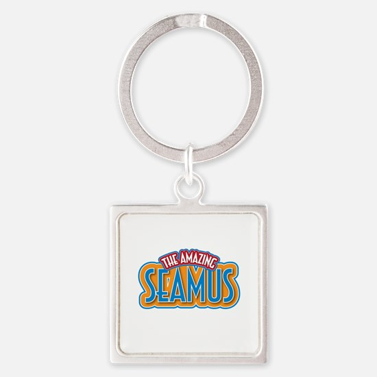 The Amazing Seamus Keychains