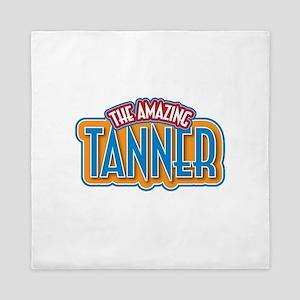 The Amazing Tanner Queen Duvet