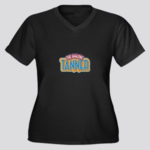 The Amazing Tanner Plus Size T-Shirt