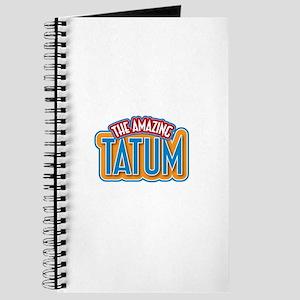 The Amazing Tatum Journal