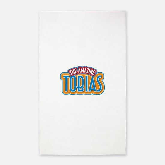 The Amazing Tobias 3'x5' Area Rug
