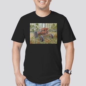 old farm tractor painting T-Shirt
