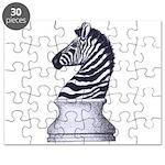 Zebra Knight Puzzle