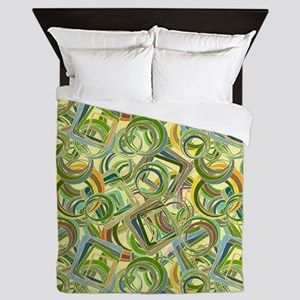 Bangle Shop Queen Duvet