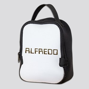 Alfredo Circuit Neoprene Lunch Bag
