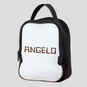 Angelo Circuit Neoprene Lunch Bag