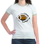 Football Jr. Ringer T-Shirt