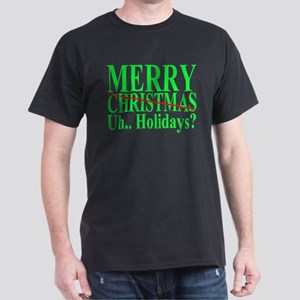 Merry Holidays? Dark T-Shirt