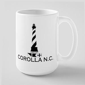 Corolla NC - Lighthouse Design Mugs