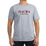 iSACRA Strong Dark Fitted T-Shirt