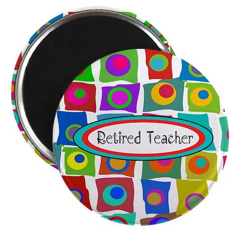 Retired Teacher Magnet