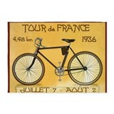 Bicycle 5x7 Rugs