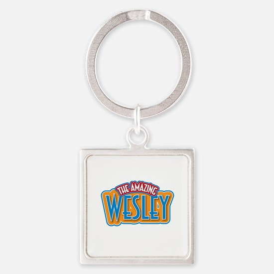 The Amazing Wesley Keychains