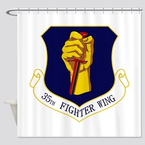 33rd FW Shower Curtain
