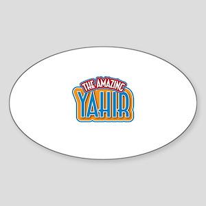 The Amazing Yahir Sticker