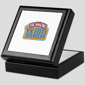 The Amazing Yahir Keepsake Box