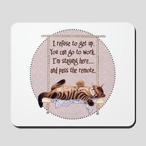 My Cat - 2 Mousepad