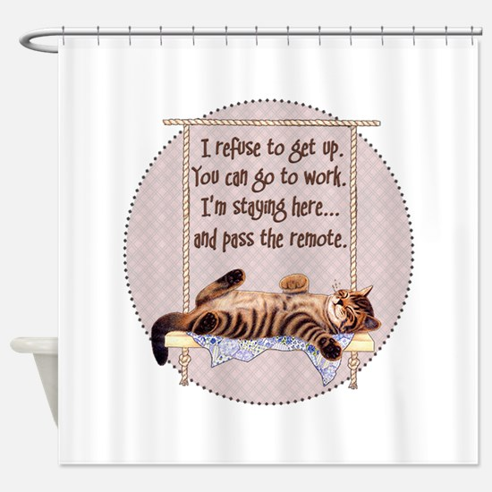My Cat - 2 Shower Curtain