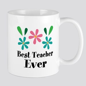 Best Teacher Ever Personalized Gift Mugs