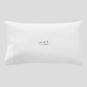 triguys BW Pillow Case
