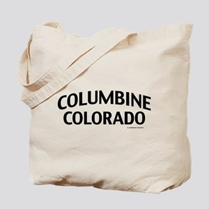 Columbine Colorado Tote Bag