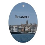 Istanbul Ornament (Oval)