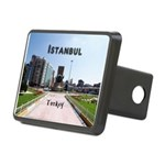 Istanbul Rectangular Hitch Cover