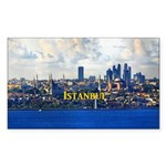 Istanbul Sticker (Rectangle 10 pk)