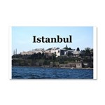 Istanbul Car Magnet 20 x 12