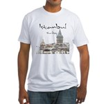 Istanbul Fitted T-Shirt