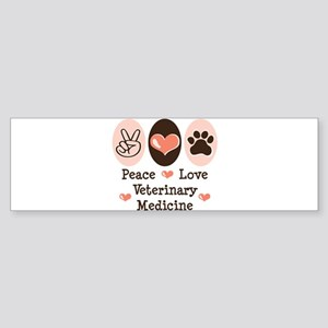 2-VetMedPL Bumper Sticker