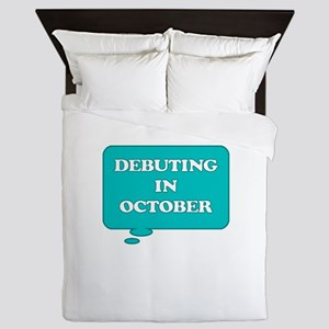 DEBUTING IN OCTOBER MATERNITY TALK BUBBLE Queen Du