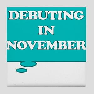 DEBUTING IN NOVEMBER MATERNITY TALK BUBBLE Tile Co
