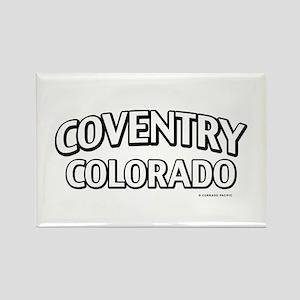 Coventry Colorado Rectangle Magnet