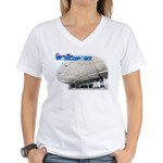 Worldport Special Edition Women's V-Neck T-Shirt