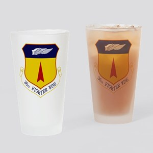 36th FW Drinking Glass